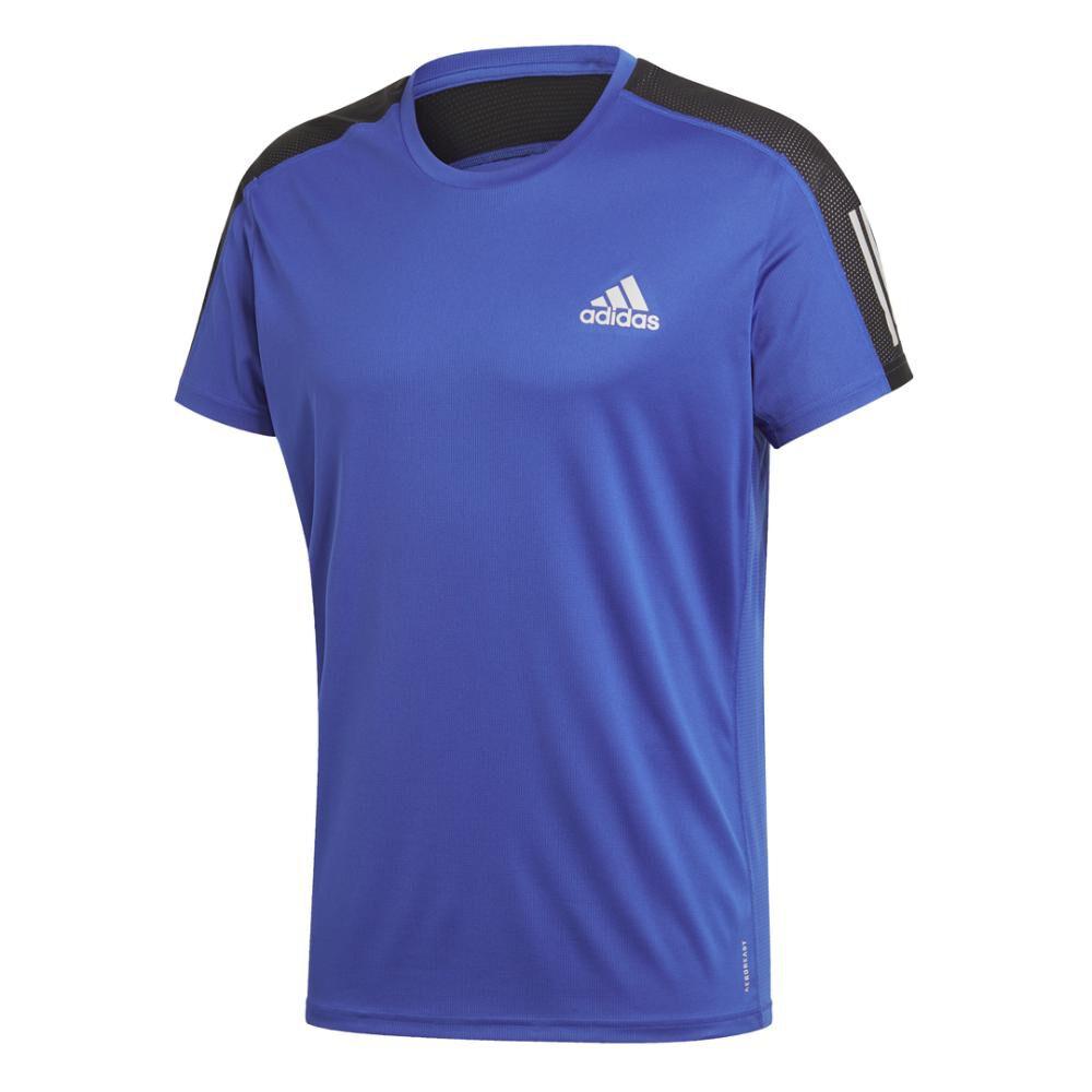 Polera Hombre Adidas Own The Run Tee Men image number 1.0