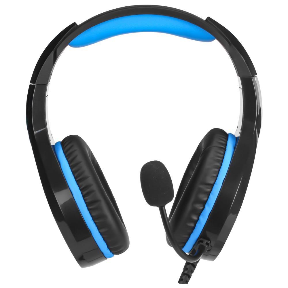 Audífonos Gamer Hp Dhe-8010 Usb+3.5 Led image number 0.0