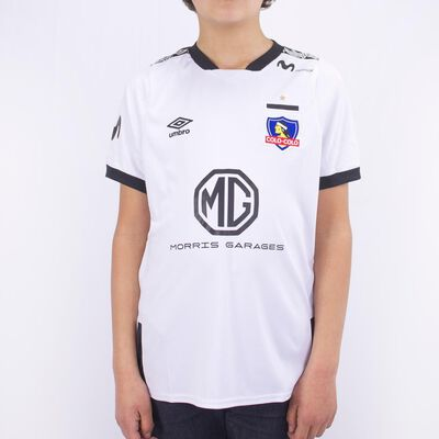 Camiseta De Futbol Niño Umbro Colo Colo