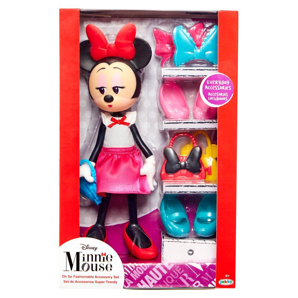 Muñeca Minnie image number 0.0
