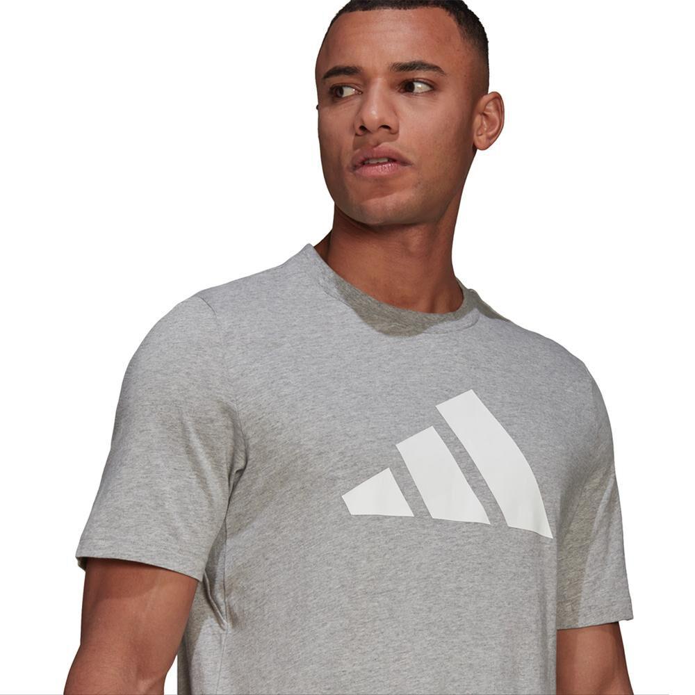 Polera Hombre Adidas M Fi Tee Bos A image number 3.0