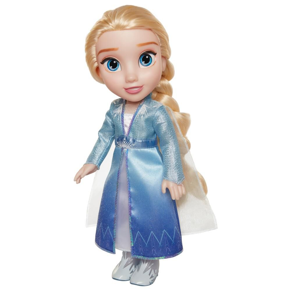 Muñecas Toddler Frozen 2 Elsa image number 1.0