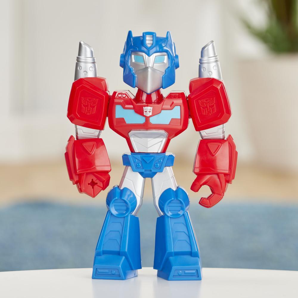 Figura De Accion Transformers Mega Mighties Optimus Prime image number 1.0
