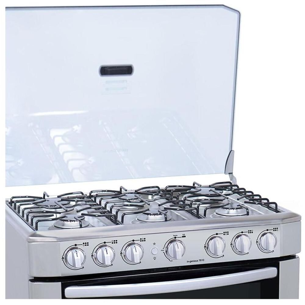 Cocina Mabe ANDES76HG0 / 6 Quemadores image number 3.0