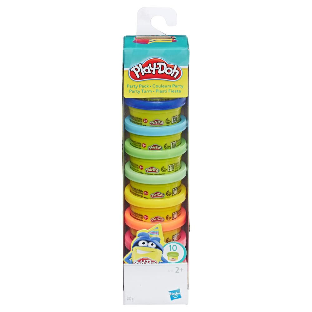 Masas Educativas Play Doh Party Pack image number 0.0