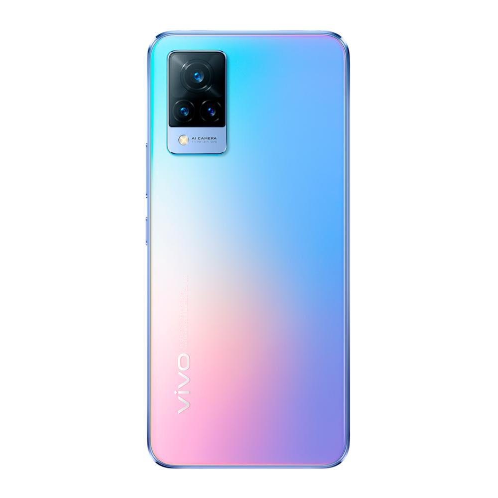 Smartphone Vivo V21 5g Dusk Blue / 128 Gb / Liberado image number 4.0