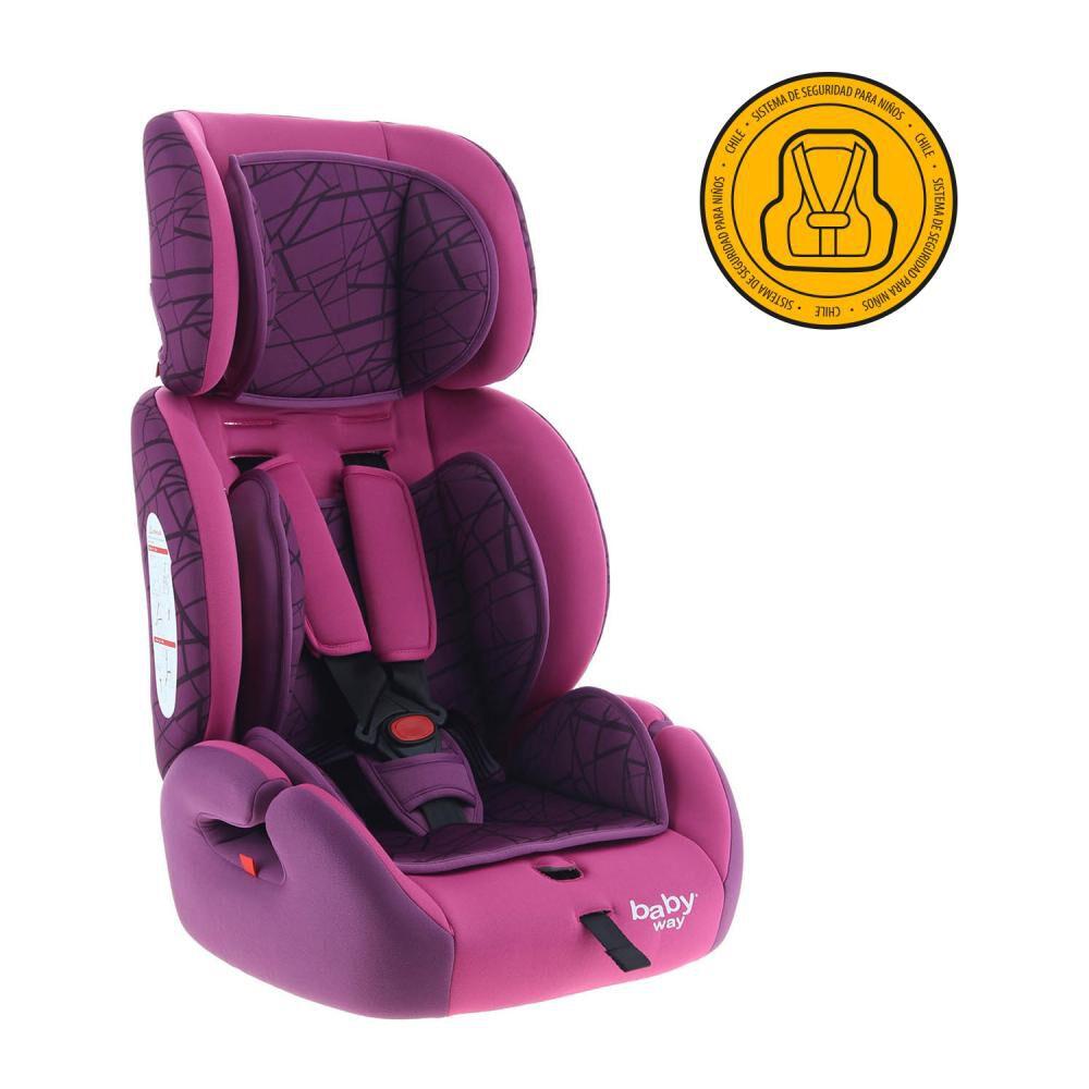 Silla De Auto Baby Way Bw-749M19 image number 0.0