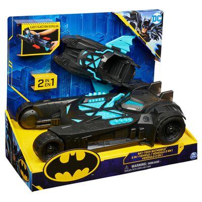 Auto Batman Batimovil 2 En 1