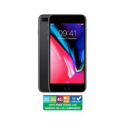 Smartphone Apple Iphone 8 Plus Reacondicionado Gris Espacial / 64 Gb / Liberado