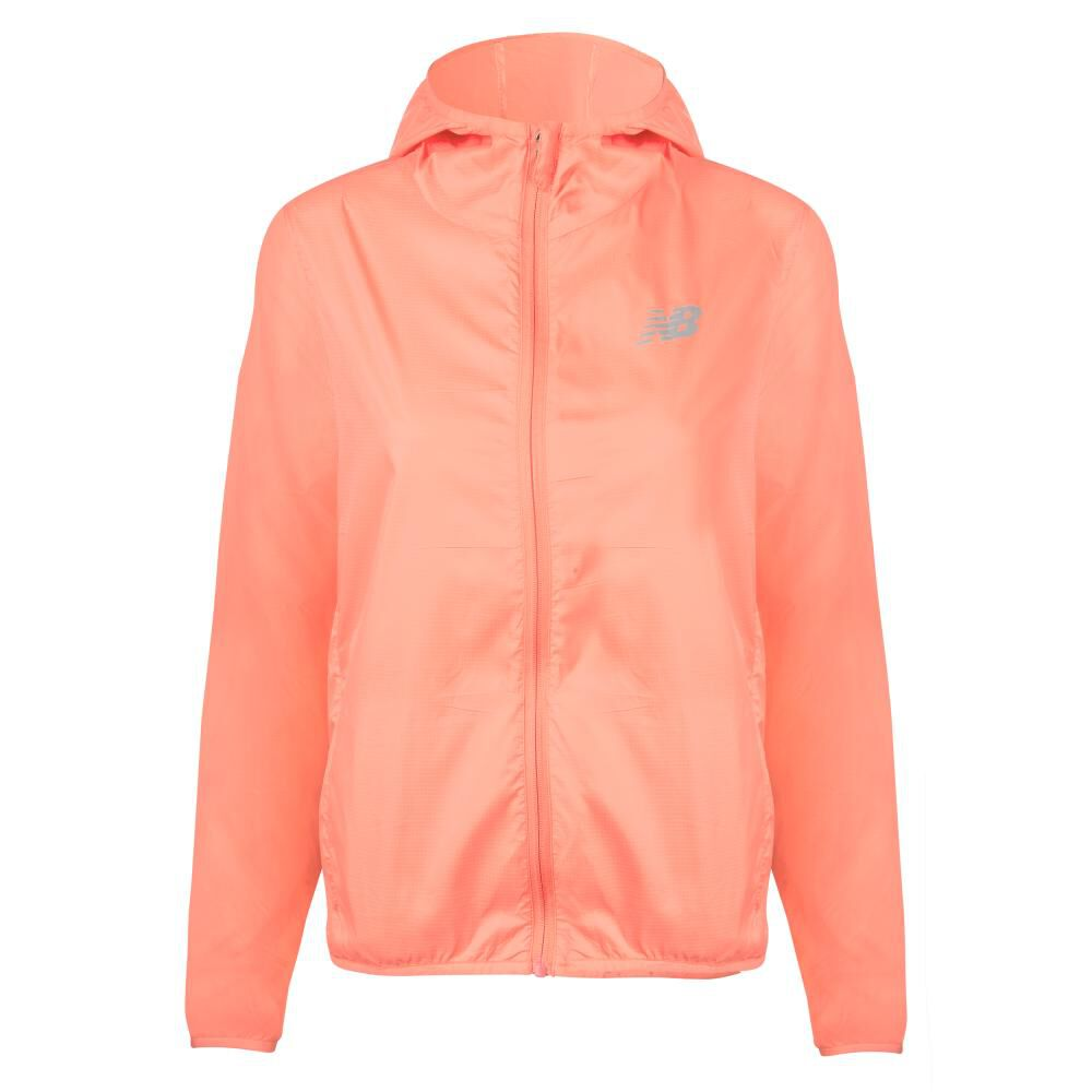 Chaqueta Deportiva Mujer New Balance image number 1.0