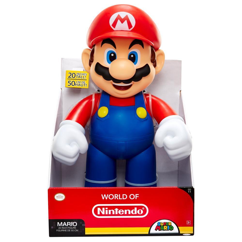 Figura Coleccionable Nintendo Figura Grande Super Mario image number 0.0