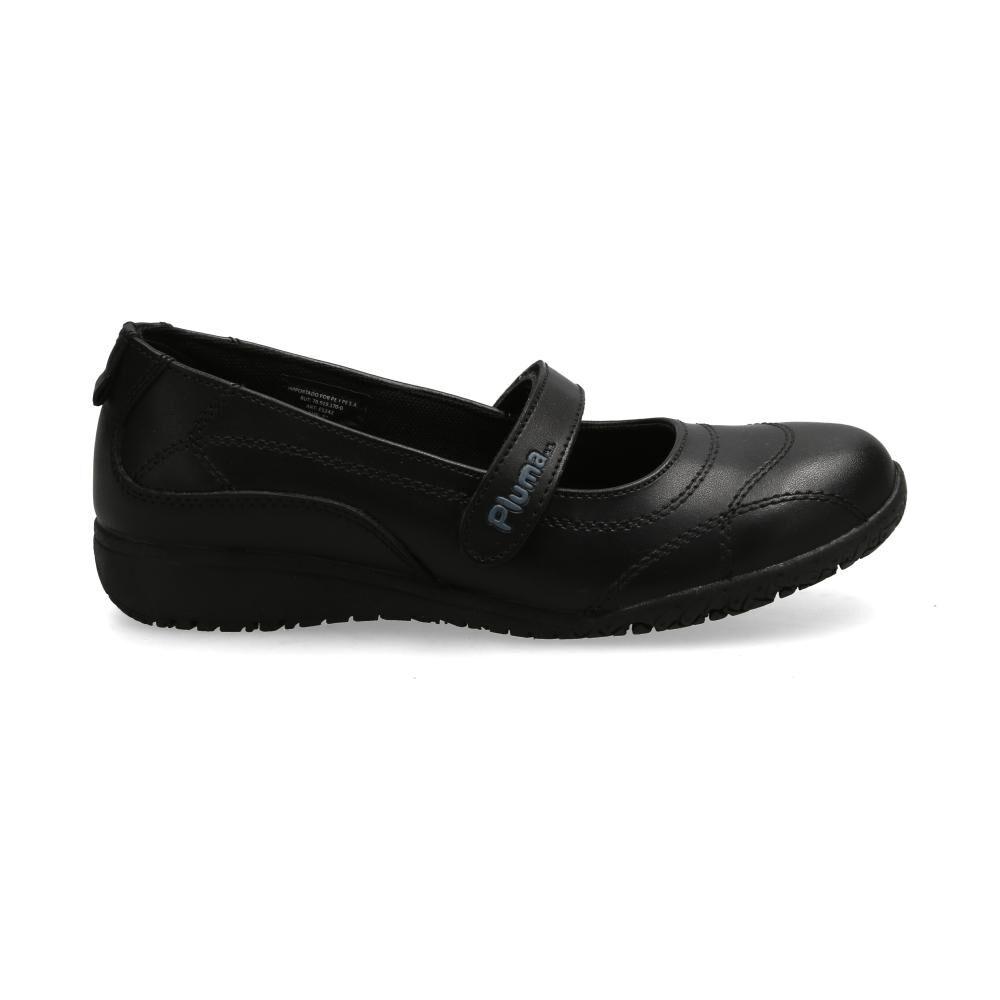 Zapato Escolar Mujer Pluma image number 1.0