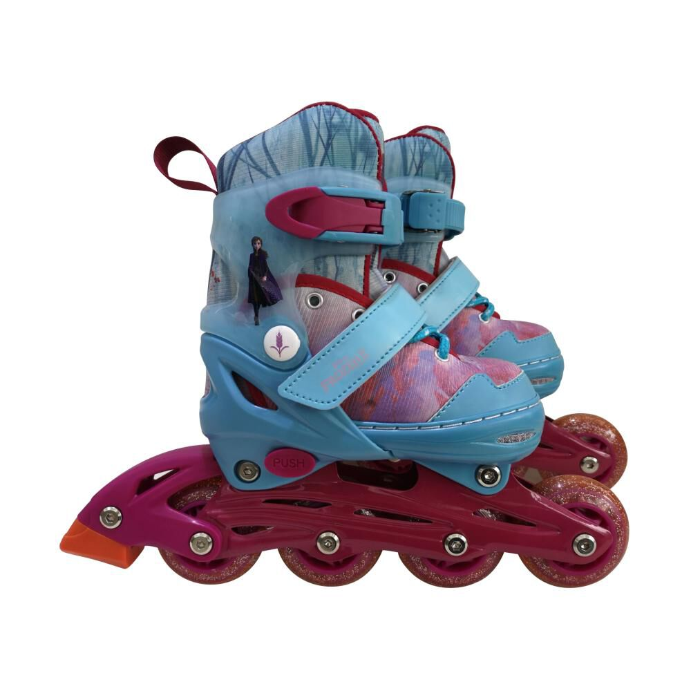 26920 Frozen 2 Patines Top Anna - image number 1.0