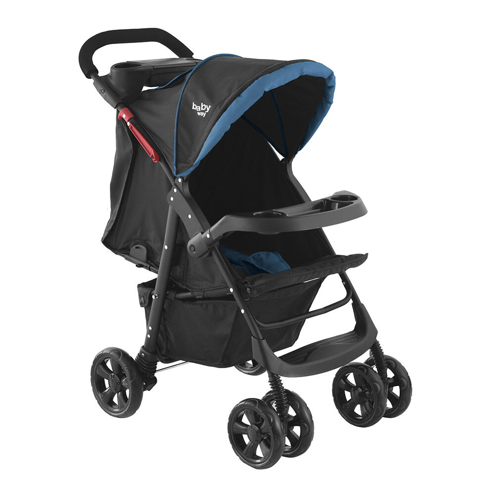 Coche Travel System Baby Way Bw-413B18 image number 1.0