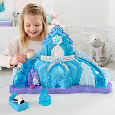 Juegos Fisher Price Frozen: Palacio De Elsa