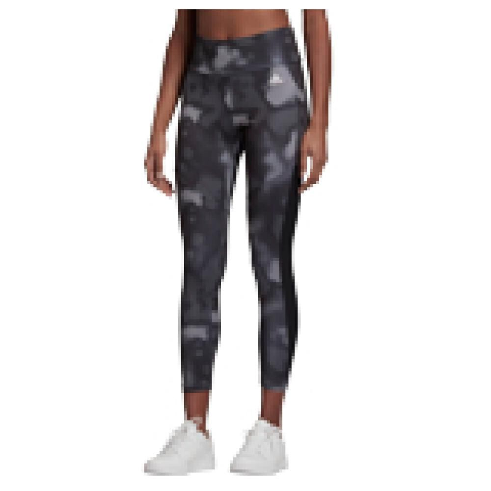 Calza Mujer Adidas Designed To Move Aop 7/8 Tight image number 0.0