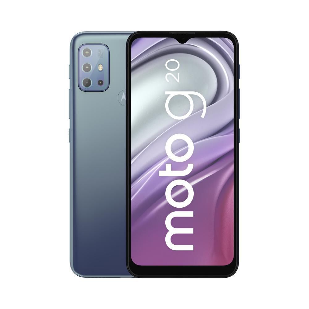 Smartphone Motorola G20 Azul / 64 Gb / Liberado image number 9.0