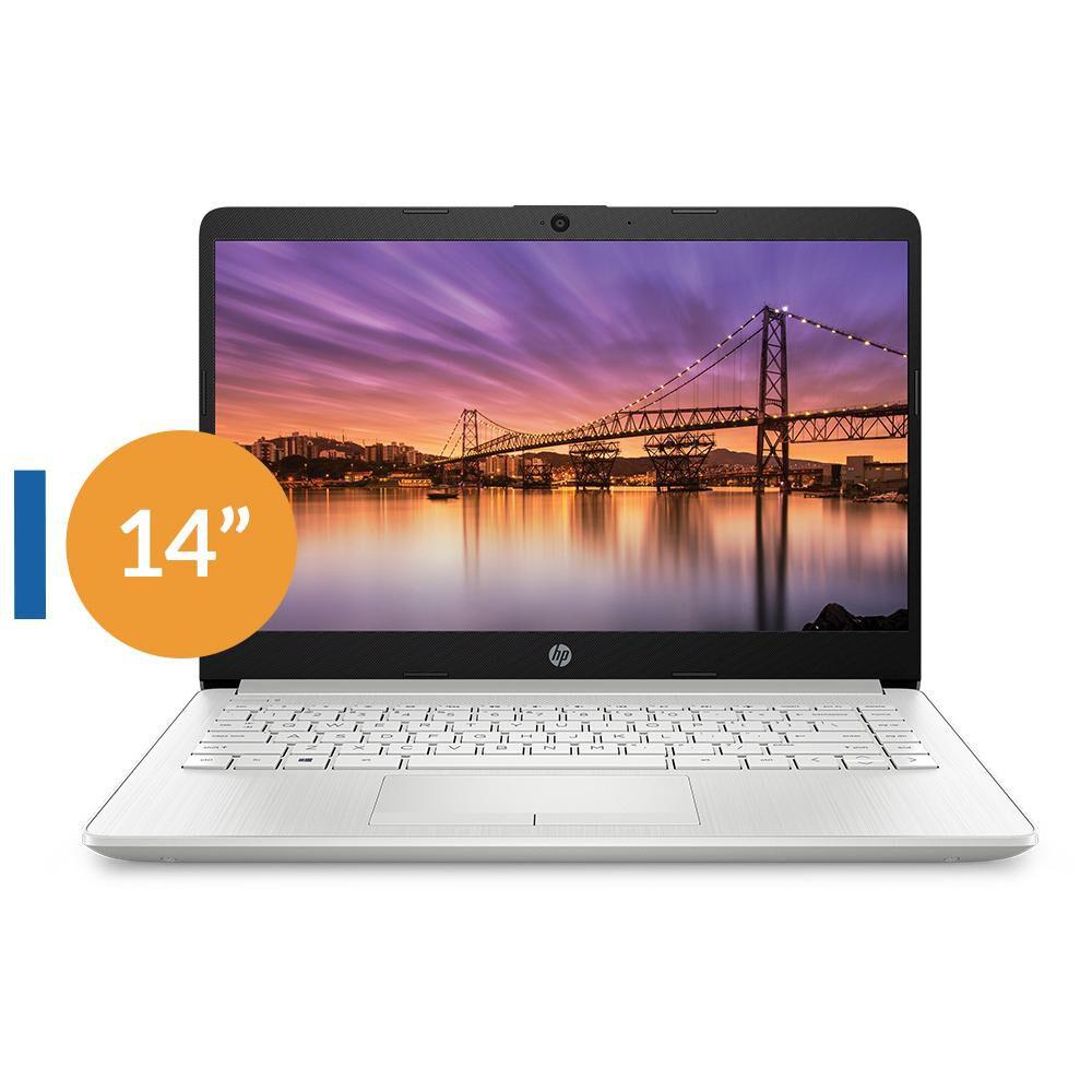 Notebook Hp 14-cf2051la / Intel Core I3 / 4 GB RAM / Intel Uhd / 256 GB / 14'' image number 0.0