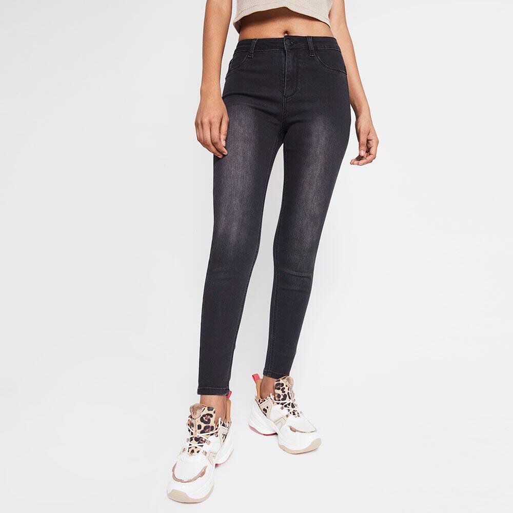 Jeans Mujer Super Skinny Rolly Go image number 0.0