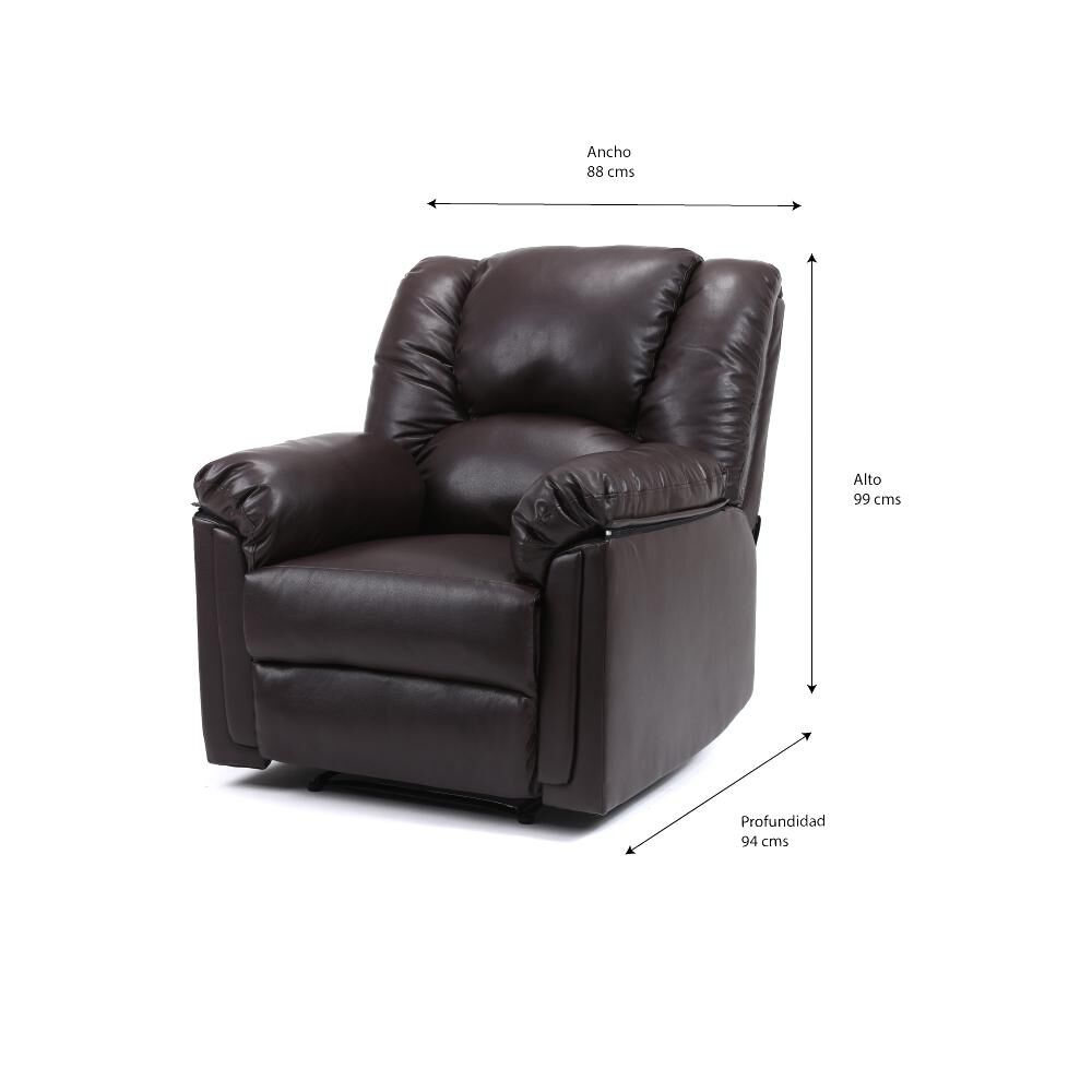 Bergere Casaideal Colombo Reclinable image number 2.0