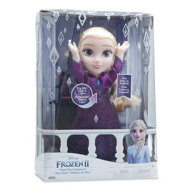 Muñeca Frozen 2 Tv