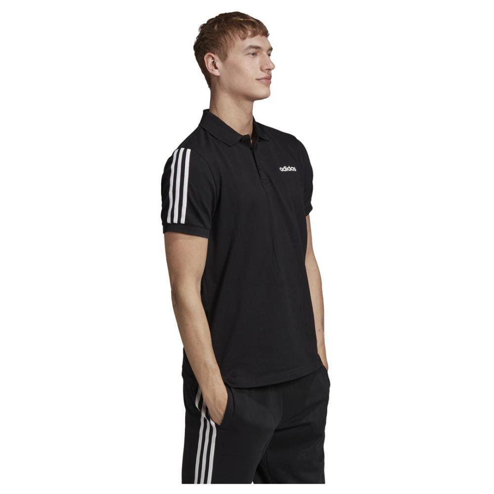 Polera Adidas Pique Polo Shirt 3s image number 3.0