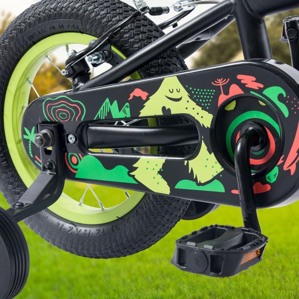 Bicicleta Infantil Oxford Spine Aro 12 image number 3.0