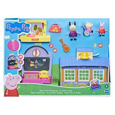 Figura De Acción La Guarderia De Peppa Pig Laguarderia
