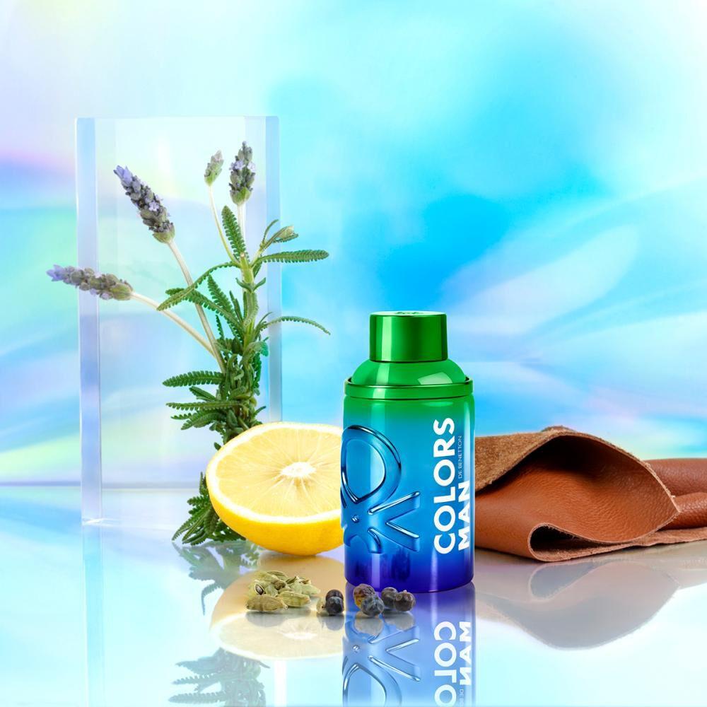 Perfume Hombre Colors Holo Man Benetton / Eau De Toilette / 100 Ml image number 2.0