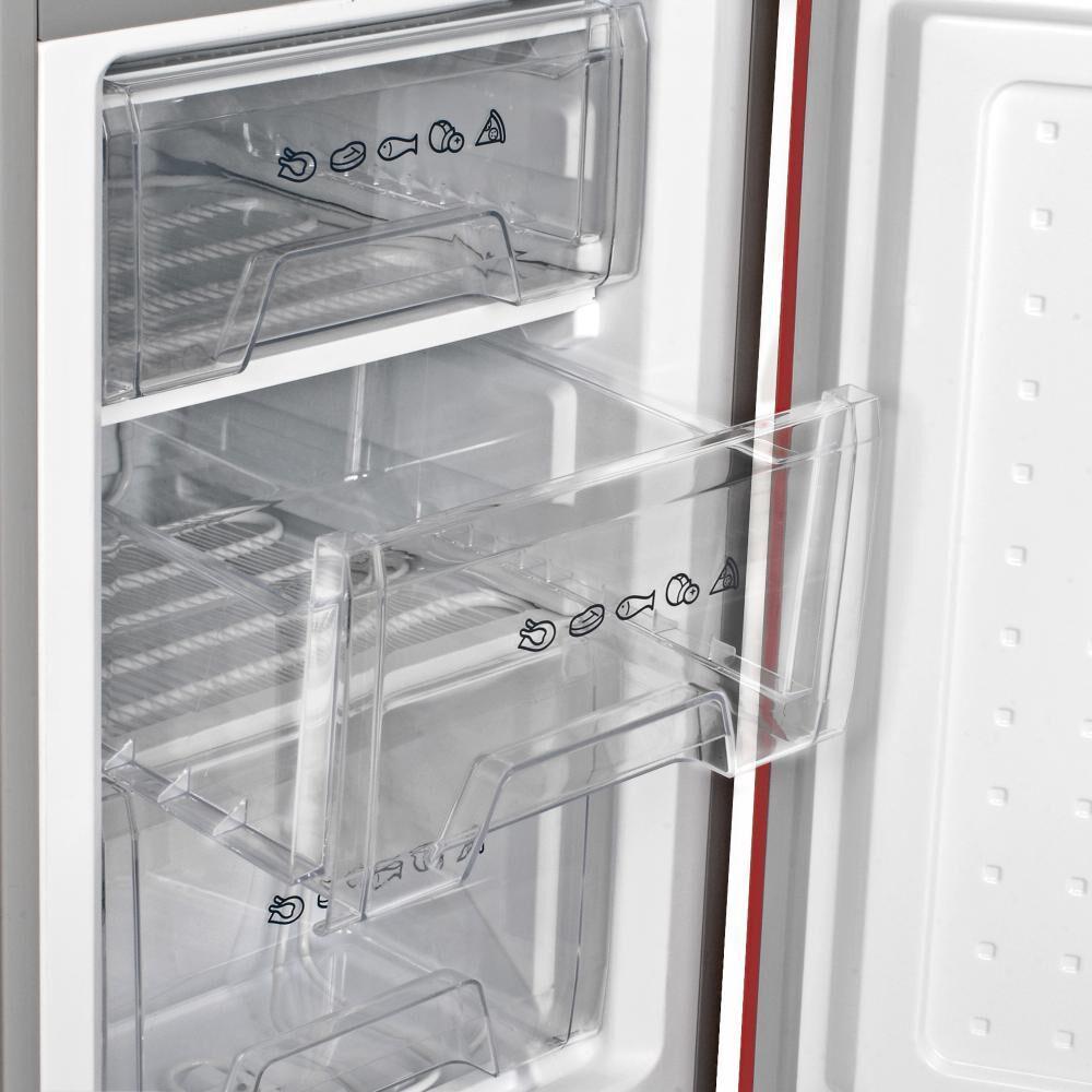Refrigerador Midea Combi Mrfi-1800S234Rn / Frío Directo / 180 Litros image number 5.0