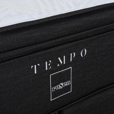 Cama Europea Rosen Tempo / King / Base Dividida + Set de Maderas