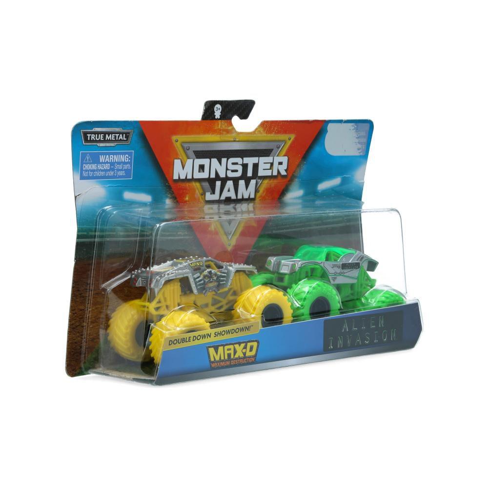 Auto De Juguete Monster Jam Monster Jam image number 0.0