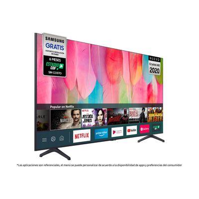 """Led Samsung 65Tu7100 / 65"""" / Crystal UHD 4K / Smart Tv 2020"""