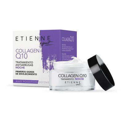 Crema Antiarrugas Etienne Collagen Q10 Noche
