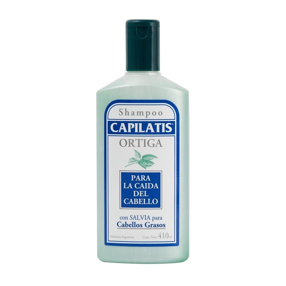 Shampoo Ortiga Capilatis Graso 410 Ml image number 0.0