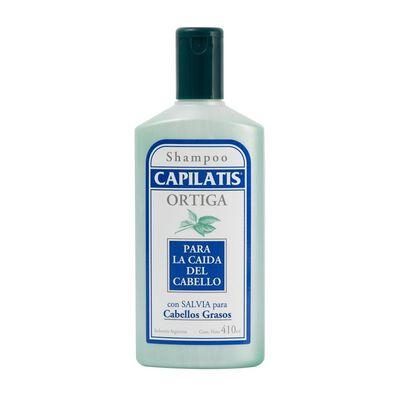 Shampoo Ortiga Capilatis Graso 410 Ml