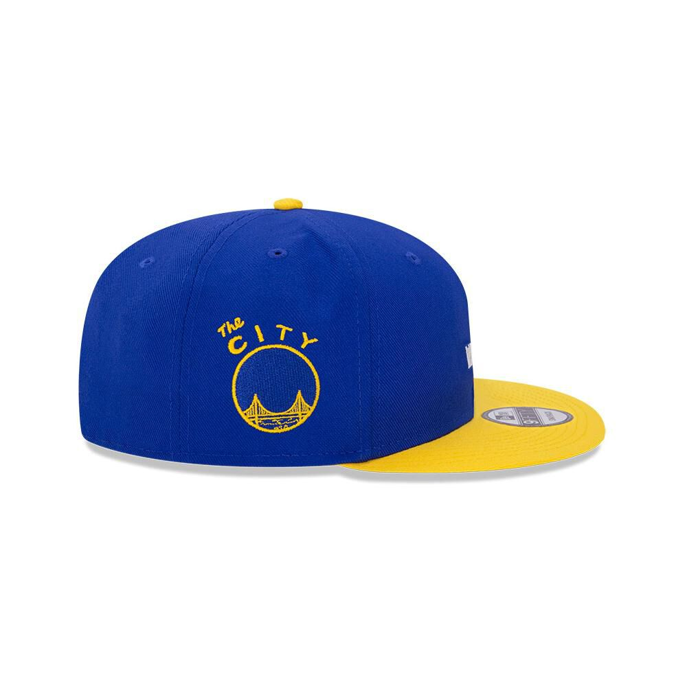 Jockey New Era 950 Golden State Warriors image number 10.0
