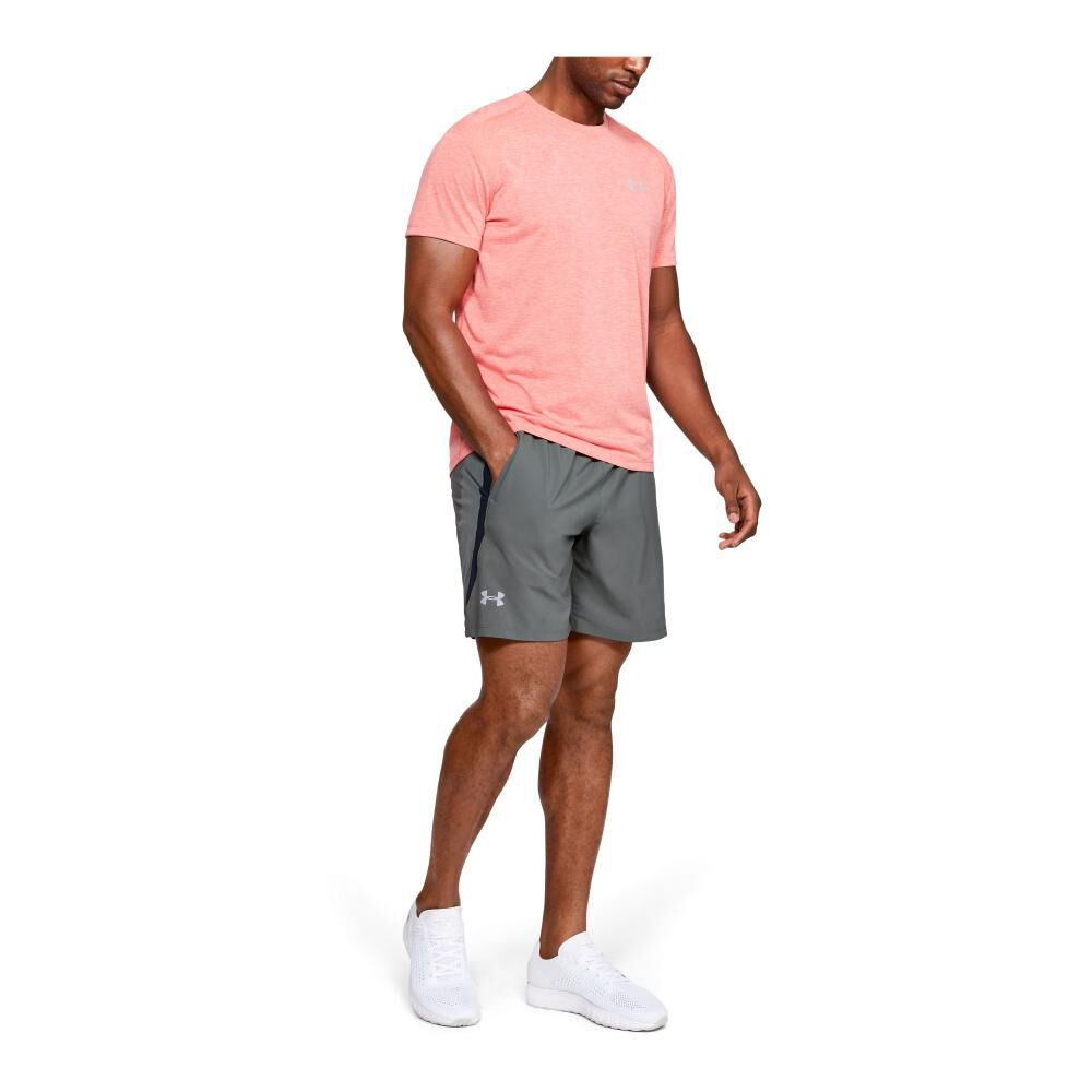 Short Deportivo Hombre Under Armour image number 4.0