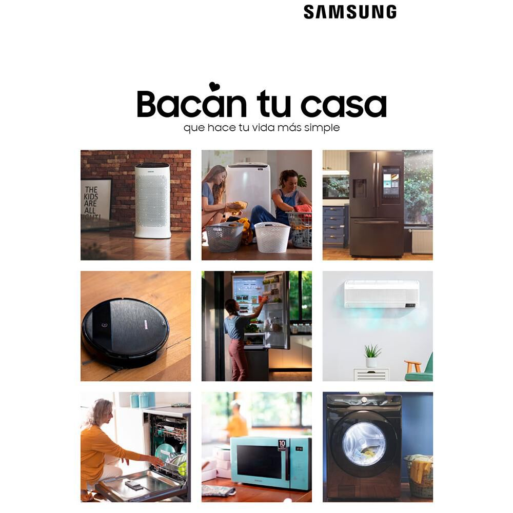Microondas Samsung MG30T5018CE/ZS /30 Litros image number 6.0