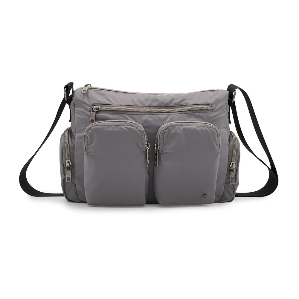 Cartera Mujer Xtreme Lucca Fw21 Negro image number 0.0