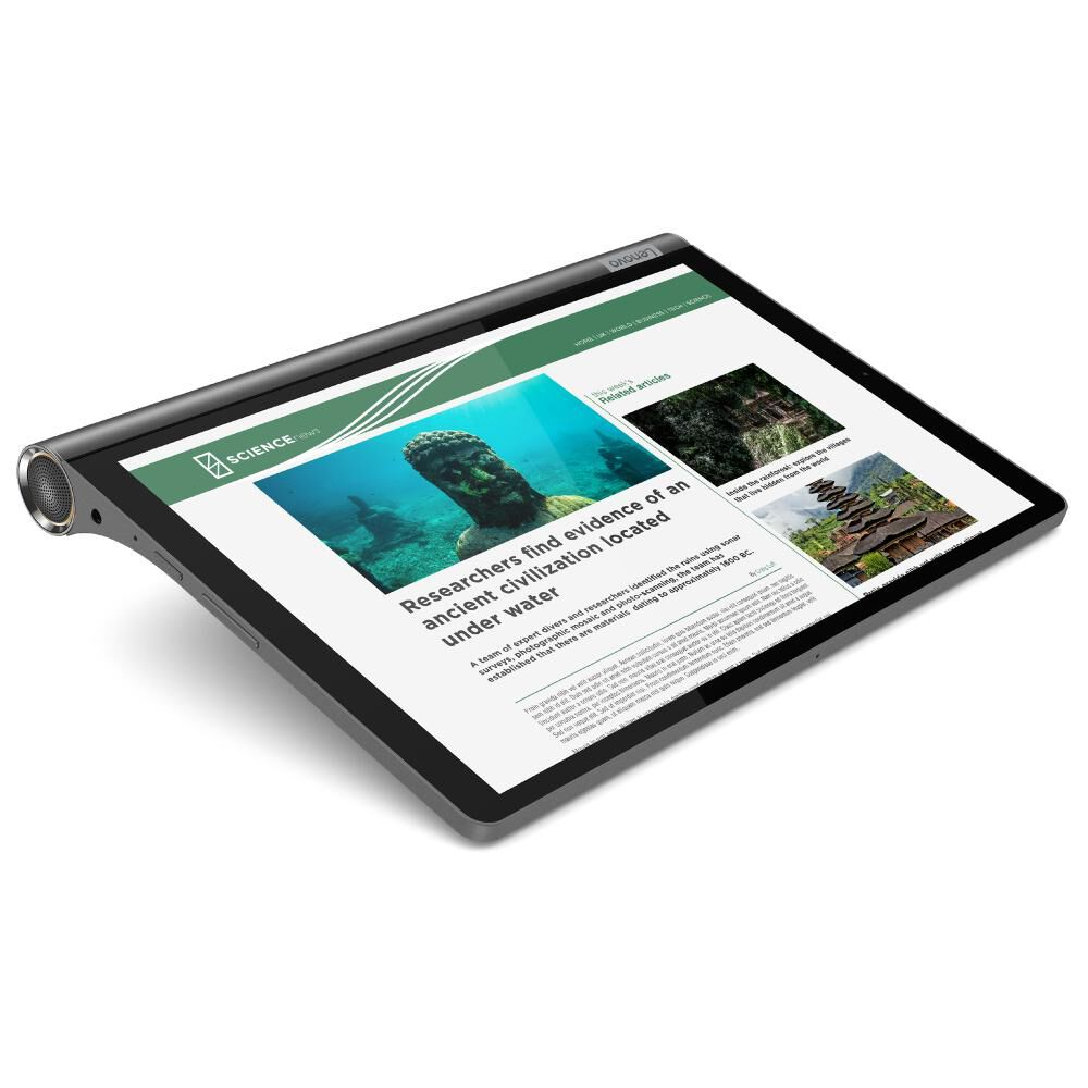 Tablet Lenovo Yoga Smart Tab / Grafito / 64 GB / Wifi / Bluetooth / 10'' image number 4.0