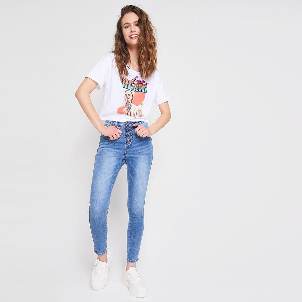 Jeans  Mujer Freedom image number 1.0
