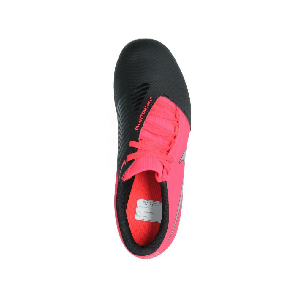 Zapatilla Futbol Phantom Infantil Hombre Nike image number 3.0
