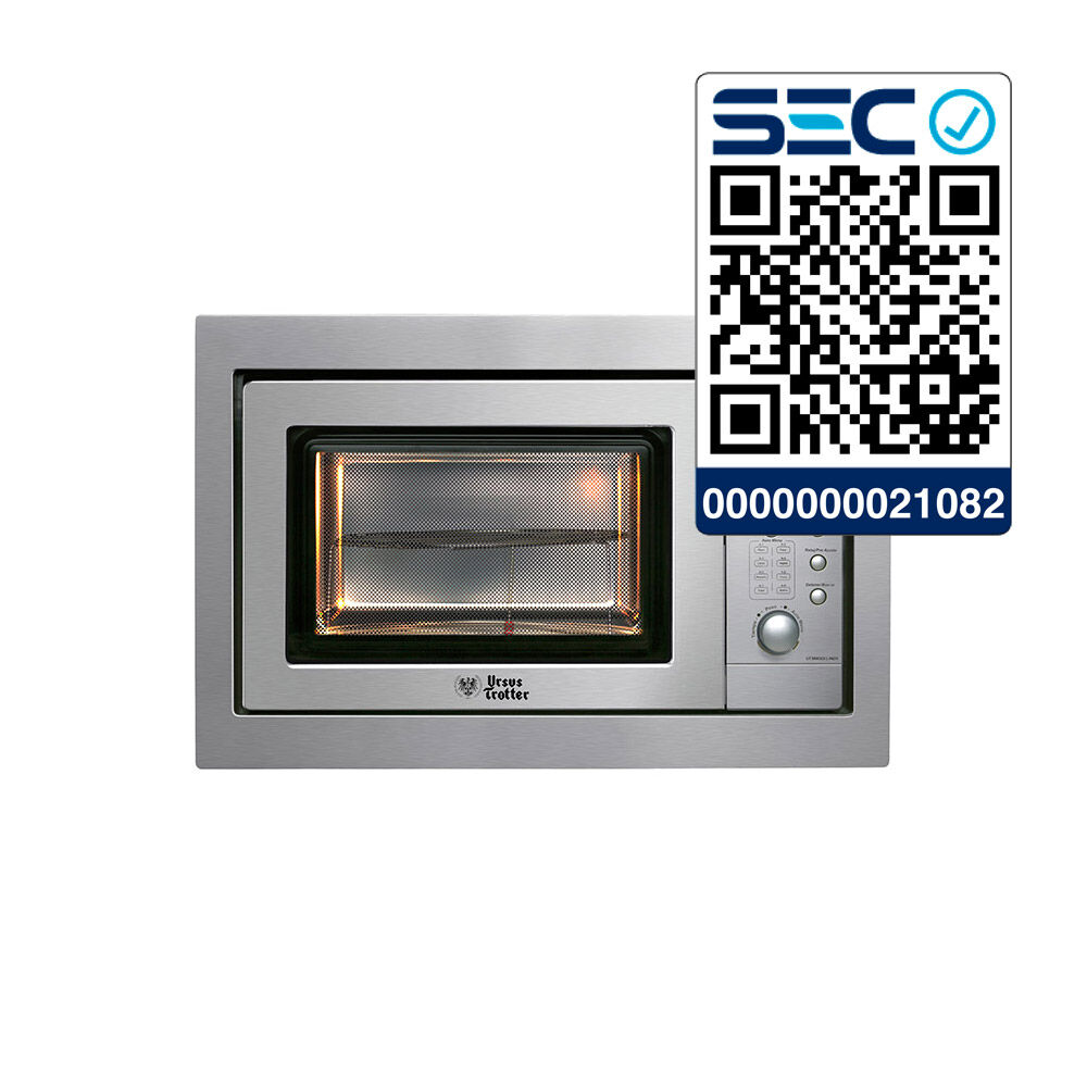 Horno Microondas Ursus Trotter Mwo 25L-Inox image number 2.0