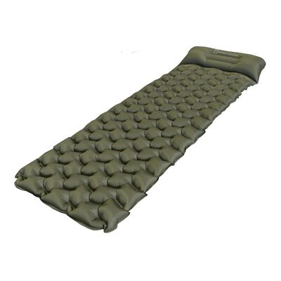 Colchoneta Ultralight Verde Militar National Geographic