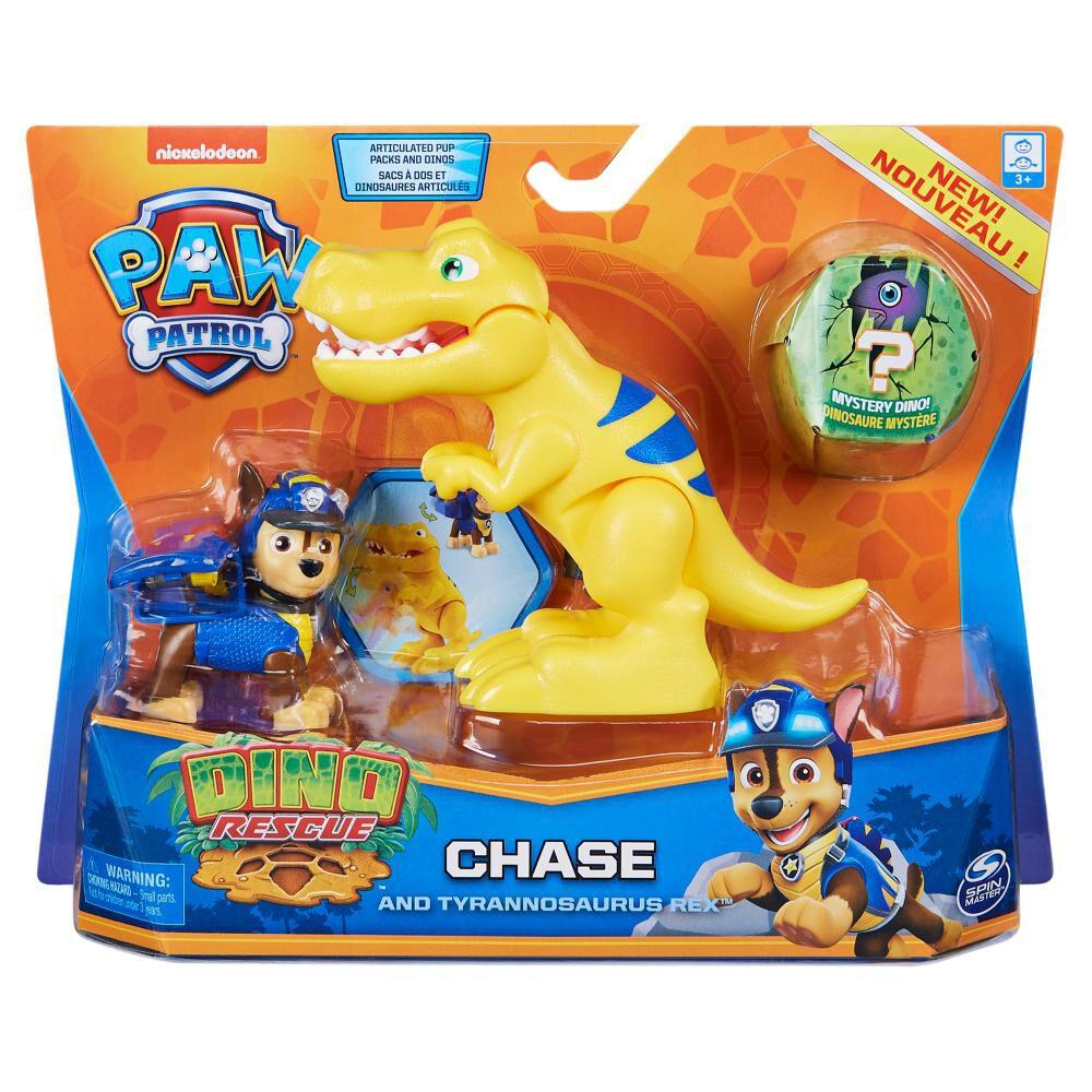 Figura Paw Patrol Chase Dino image number 3.0