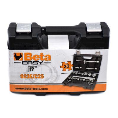 Juego De Dados Hexagonales Beta Hex. 1/2'' 8-32mm