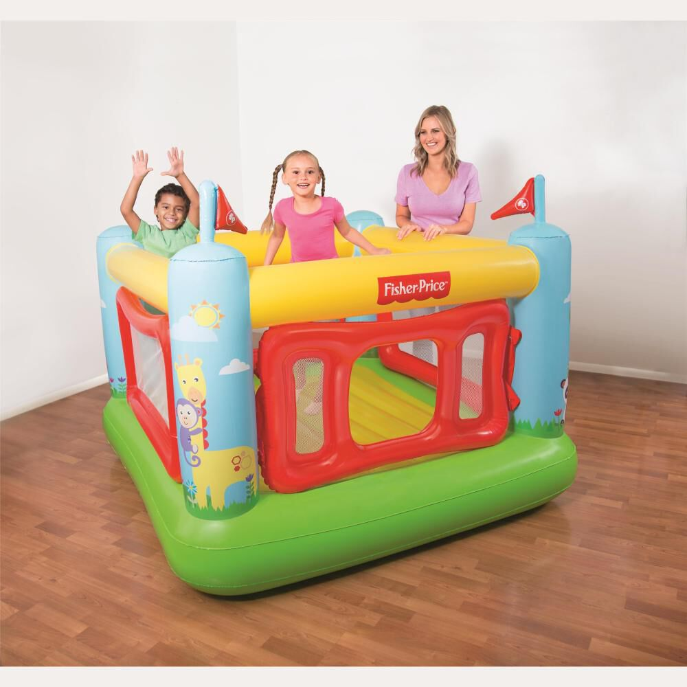 Castillo Inflable Fisher Price image number 0.0