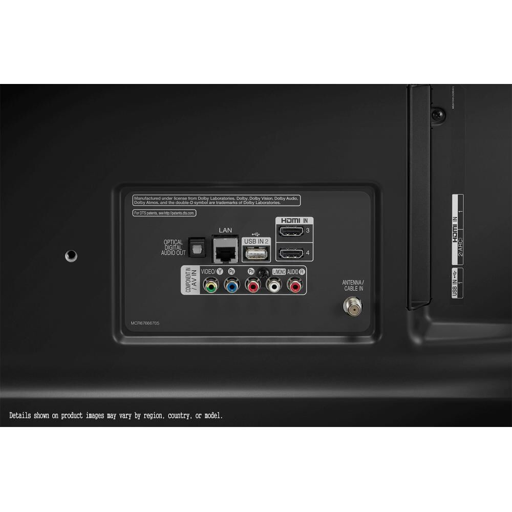 "Led LG 50UN8000PSB / 50 "" / Ultra Hd / 4k / Smart Tv image number 1.0"