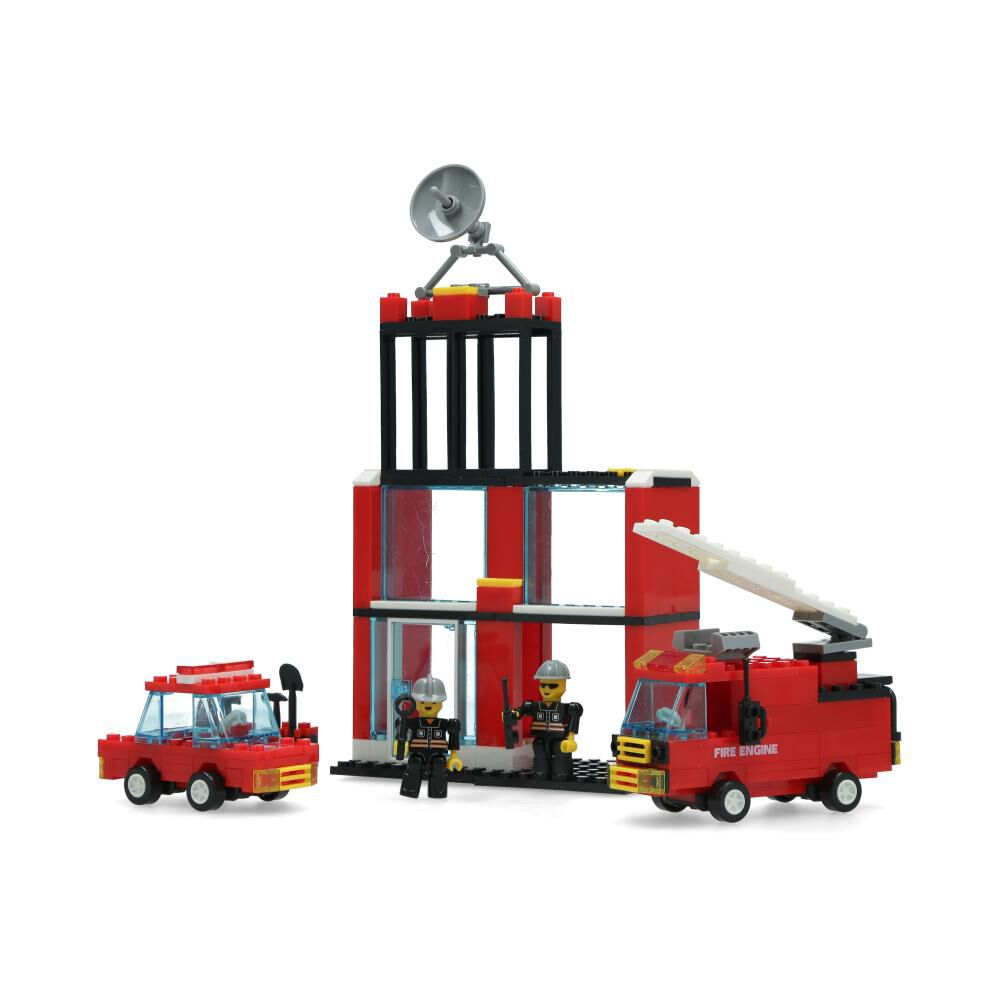 Bloques Armables Build Me Up Fire Rescue image number 3.0